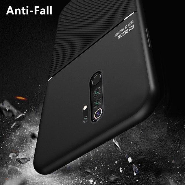 Противоударный Магнитный чехол для Xiaomi Mi 9T 10T 9 8 Lite Poco X3 NFC M3 A2 A1 Redmi Note 8 9 Pro 7 8T 9C 9S 9A 4