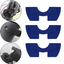 3pcs Electric Scooter Part Accessories Rubber Pad Pole Shakeproof Cushion Rubber Vibration Damping For Xiaomi Mijia M365 Pro(China)