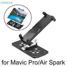 แท็บเล็ตสำหรับDJI Mavic Pro Air 2 Mini Spark Mavic 2 Pro Zoom Drone Controller Monitor Mountโทรศัพท์แท็บเล็ตผู้ถืออุปกรณ์เสริม