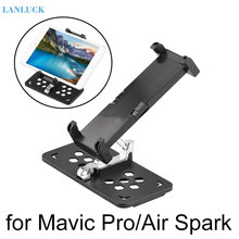 Soporte de tableta para DJI Mavic Pro Air 2 Mini Spark Mavic 2 Pro Zoom, controlador de Dron, soporte para tableta o teléfono