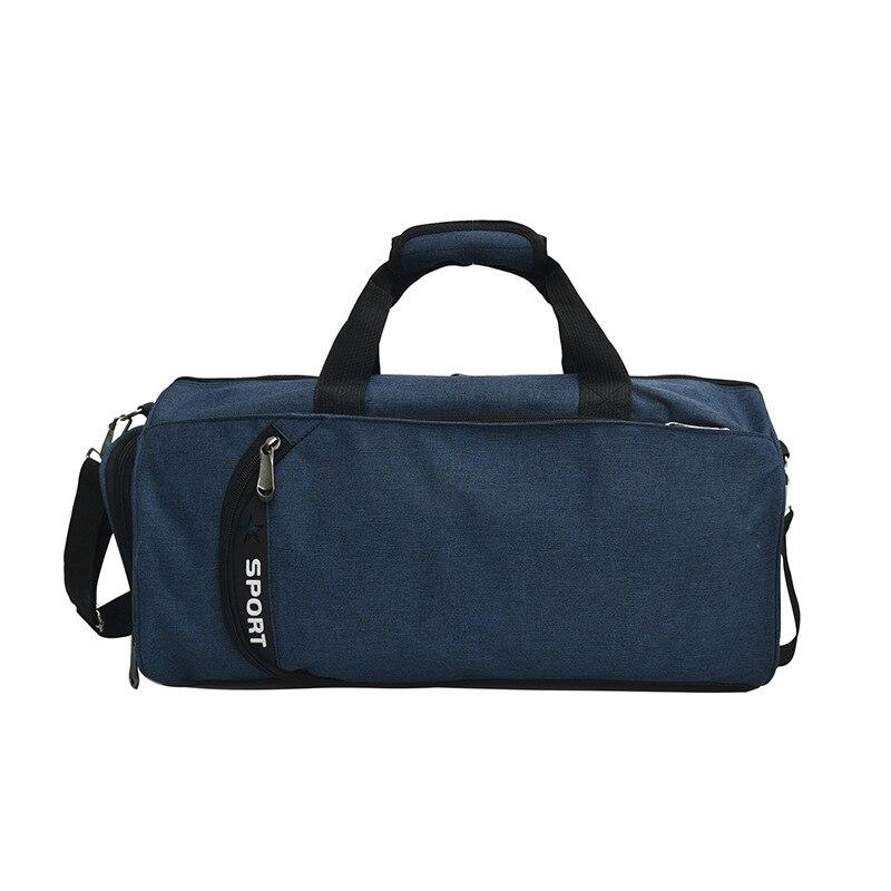 Новинка, мужская спортивная сумка для сухого и влажного спорта, водонепроницаемая сумка для занятий спортом на открытом воздухе, сумки для