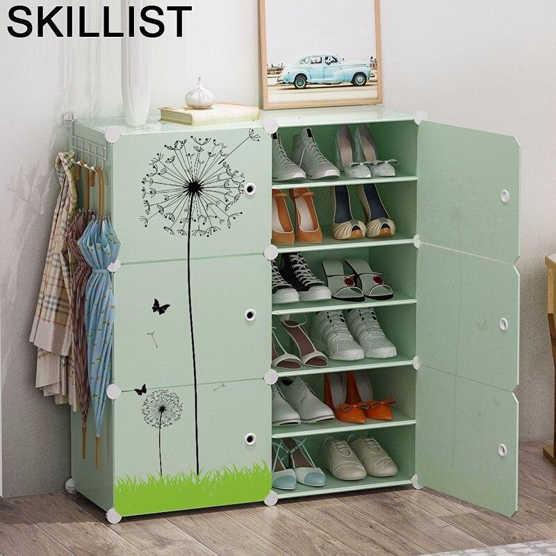De Rangement Organizador font b Closet b font Porta Scarpe Armoire Meble Schoenenkast Scarpiera Mueble Furniture