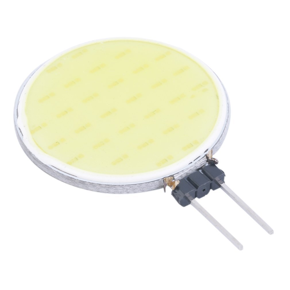 2016 Newest Multi- Class Bright G4 5W 18, 7W 30, 12W 63 COB LED For LED Spotlight Crystal Lamp DC 12V Voltage