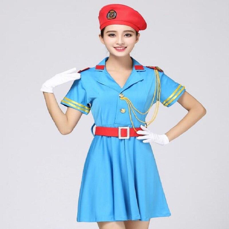 Брендовые распродажи, для взрослых женщин, солдатские военные бригадные камуфляжные танцевальные костюмы, квадратная танцевальная форма