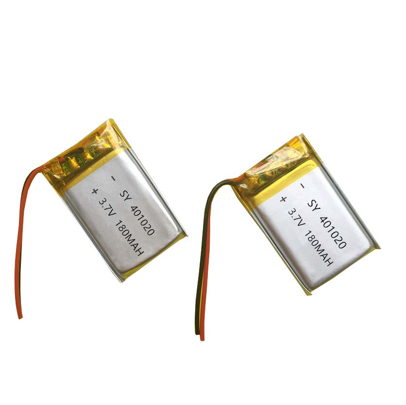 1/2/3/4/5 Pcs Discount Price 402030 200mAh 3.7V Polymer Lithium Rechargeable Batteries Suitable For Bluetooth, Driving Recorder