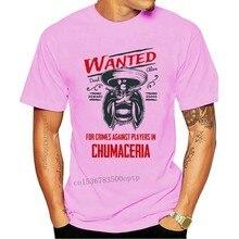 PUBG Wanted For Crimes Against Players in Chumaceria Adult T Shirt Cartoon t shirt men Unisex New Fashion tshirt free