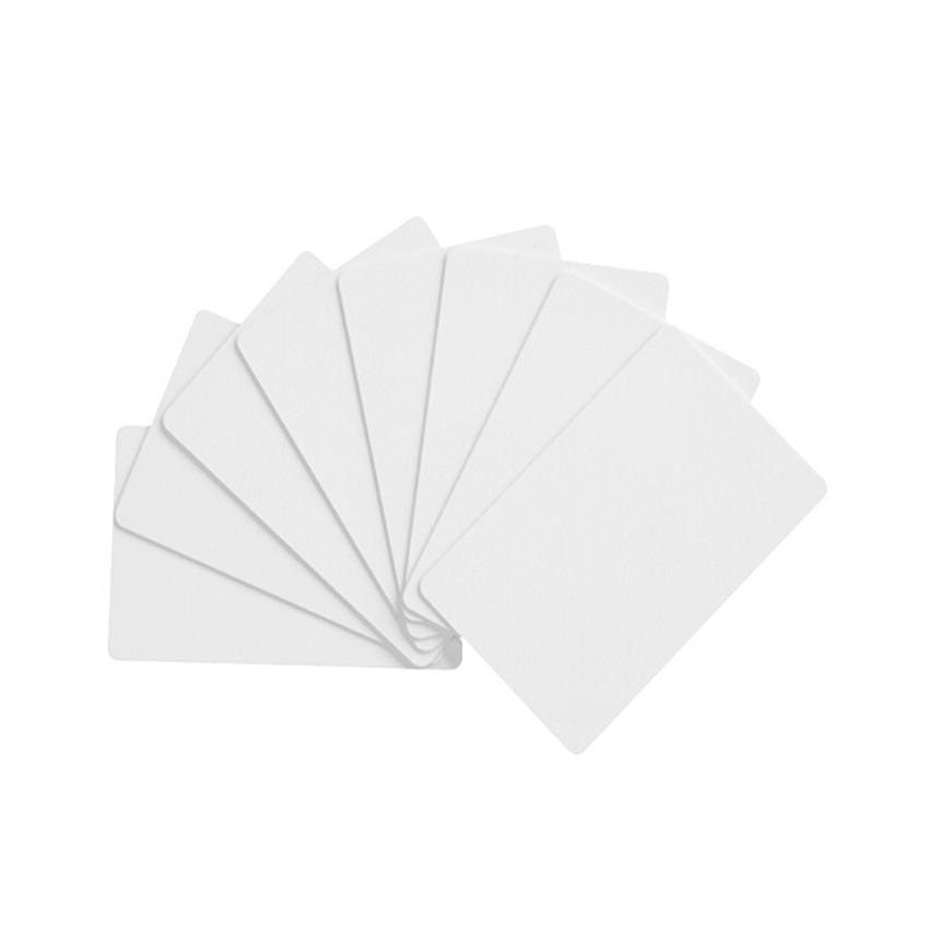 10pcs/Lot Mifare S50 1K Chip13.56Mhz RFID Card, 0.8mm Proximity IC Read And Writable Smart Cards For Access Control System