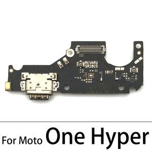 Image 5 - 10 adet yuva konnektörü USB şarj aleti şarj kurulu portu Flex kablo Moto G5 G4 G6 G7 G8 G9 oyun artı güç lite One hiper makro