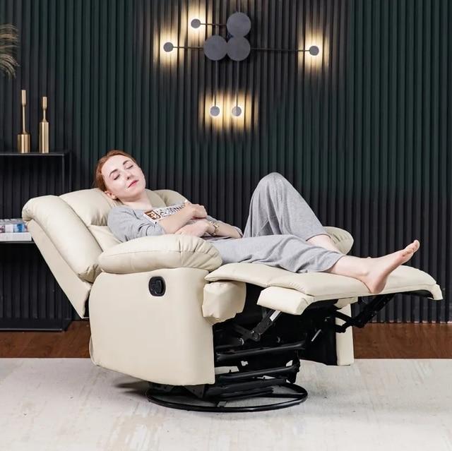 First Class Sofa Manual Swivel Chair 2
