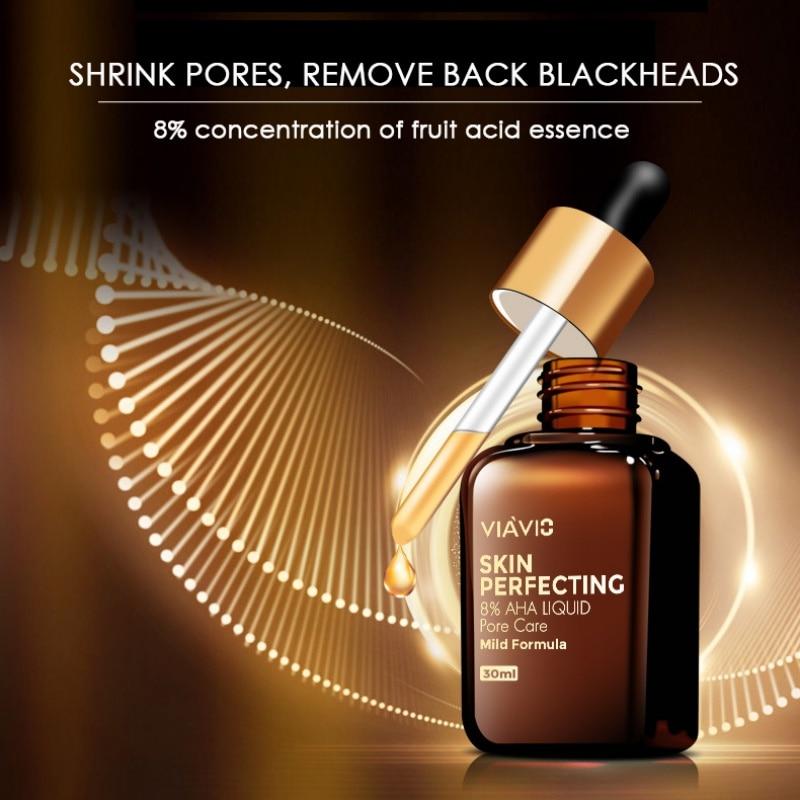 New Hyaluronic Acid Serum Moisturizing Essence Face Cream Shrink Pore Skin Care Repair Whitening Anti-aging