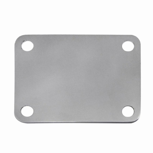 Electric Guitar Neck Plate Fix Tele Telecaster Guitar Accessories Neck Joint Board - Including Screws