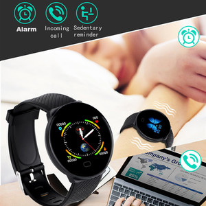 Image 3 - Lism 2019 Men Smartwatch Sport Pedometer Smart Watch Fitness Tracker Heart Rate Monitor Women Clock for Android