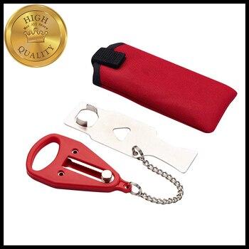 цена на Portable Hotel Door Lock Locks Self-Defense Door Stop Travel Travel Accommodation Door Stopper Door Lock