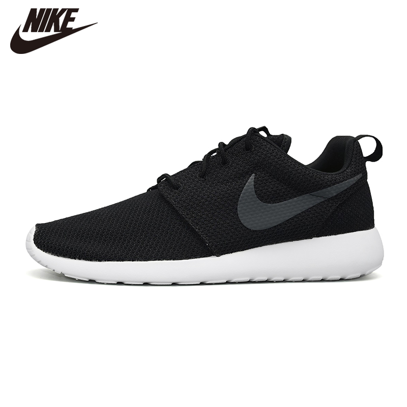 Original NIKE ROSHE Mens Running Shoes Black Sports Ourdoors 511881-011