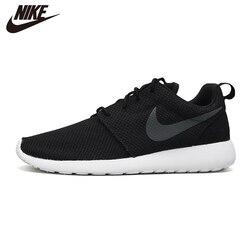 Original NIKE ROSHE Mens Running Shoes Black Sports Ourdoors 511881-011
