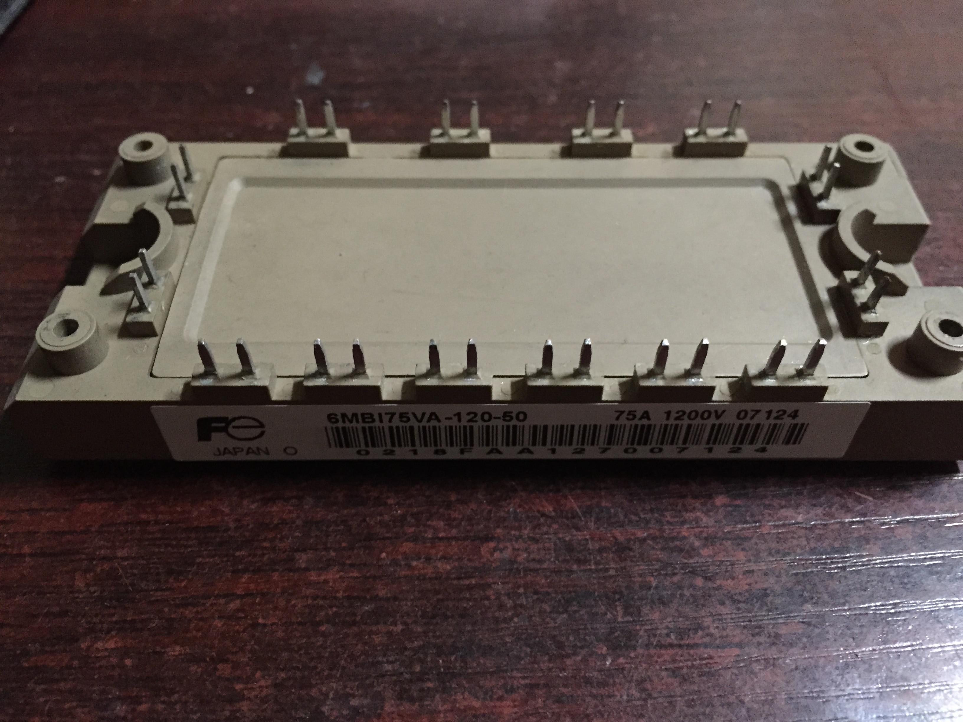 Gratis Verzending Nieuwe 6MBI75VA 120 50 MODULE-in Thuis Automatiseringsmodulen van Consumentenelektronica op  Groep 1