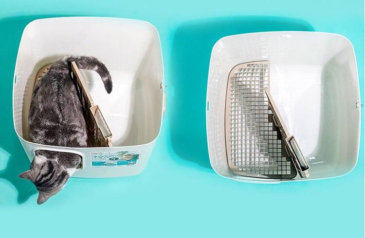quadrado treinamento gato kit coelho bandeja auto
