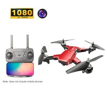 CS-7 GPS Foldable RC Drone With 2.4G 1080P WiFi Camera Headless Mode RC Helicopter Aircraft Remote Control Toys