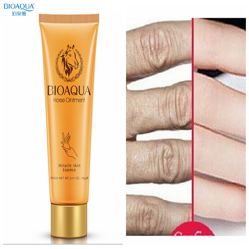 BIOAQUA New Whitening Hand Cream Lift Firming Skin Moisturizing Whitening Exfoliate Hand Moisturizing Replenishment Hot Sale