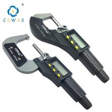 Digital Micrometer Gauge-Meter 25-50mm Electronic 0-25mm 50-75mm 75-100mm