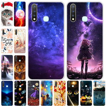 Honor 9C Case for Huawei Honor 9C Phone Case Clear Bumper Silicone Cover For Huawei Honor9C 9 C 6.39'' Case AKA-L29 Cases TPU for honor 9 huawei honor 9 lite case full protection soft clear tpu silicone cases honor 9x crystal phone case honor 9 x cover