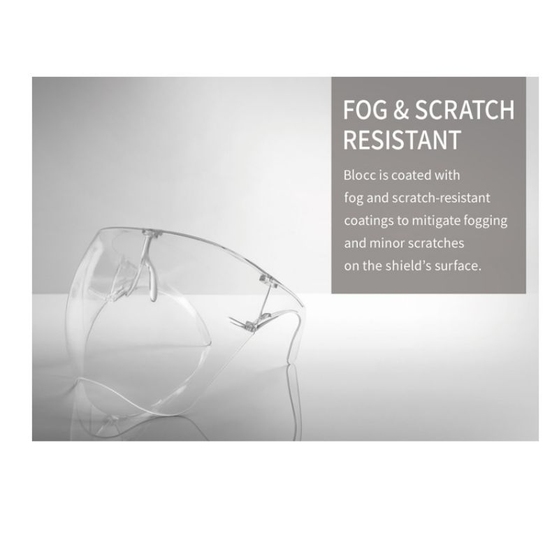 Transparent Goggles Anti-spray Face Shield 8