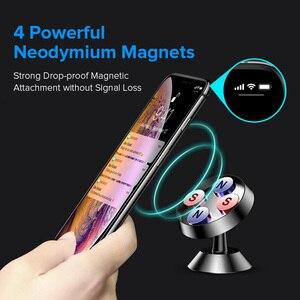 Универсальный магнитный автомобильный держатель GETIHU для мобильного телефона с креплением на вентиляционное отверстие, Магнитная GPS подставка для iPhone 11 Pro Xs Max X Xiaomi