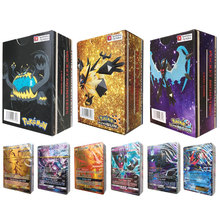 300 sztuk MEGA 20 60 100 sztuk GX Anime Shining karty bitwa Carte Pokemons EX angielski karty kolekcjonerskie gry prezenty dla dzieci TAKARA TOMY zabawki
