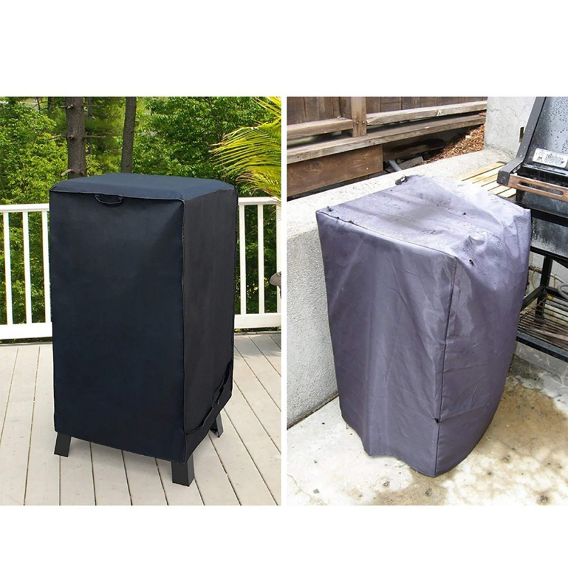 Outdoor Barbecue Grill Rectangular Electric Grill Cover Waterproof Dustproof  Protective Cover Garden Supplies