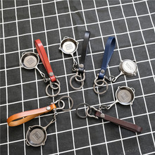 цена на 2020 Popular Game PUBG Playerunknown's Battlegrounds Cosplay Costumes Keychain Pans Weapon Model Key Chain Pendant Wholesale