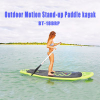 Stand up Paddle kayak Water Sports Aqua Marina Breeze 9'9 BT 18BRP Inflatable Surfboard Outdoor Inflatable Fishing Boat