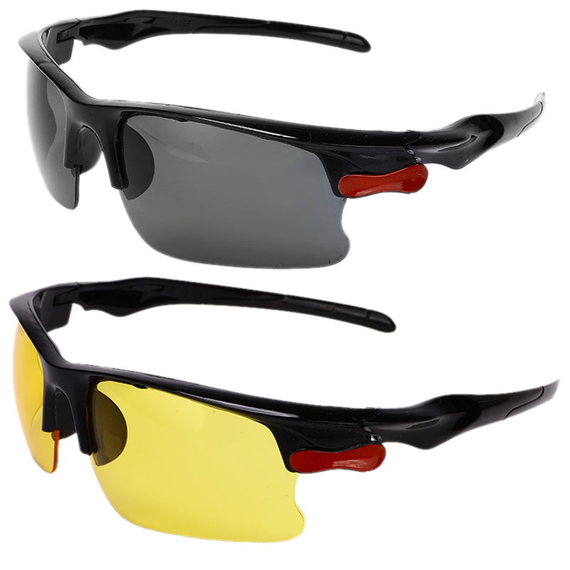 UV400 Sunglasses Outdoors Sports Cycling Bike Bicycle Riding Mens SunGlasses Eyewear Women Goggles Glasses