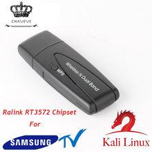 Banda dupla 300mbps sem fio lan adaptador 5.8ghz usb wi-fi adaptador ralink rt3572 dongle para kali linux e samsung tv