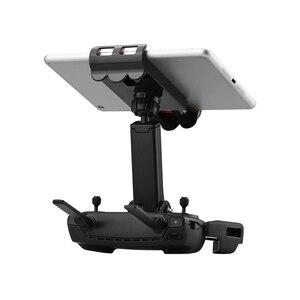 Image 1 - 4.7 9.7 cala rozszerzony uchwyt Tablet Clamp dla DJI Mavic Pro Mini 2 Air 2 Spark Mavic2 Zoom pilot Monitor uchwyt mocujący