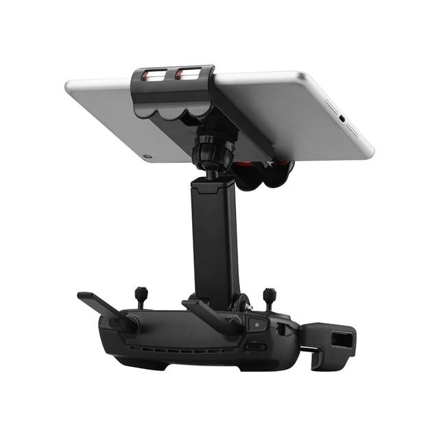 4.7 9.7 cala rozszerzony uchwyt Tablet Clamp dla DJI Mavic Pro Mini 2 Air 2 Spark Mavic2 Zoom pilot Monitor uchwyt mocujący