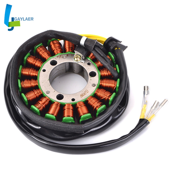 Motorcycle Stator Coil for Suzuki GS250T GS300L GS400X GS425 GS450E GS450G GS450L GS450S GS450T GS500E GS550E GS550L GS550M