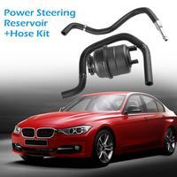 Power Steering Reservoir+Hose Kit for BMW 5 Series E39 1995 2002 1996 2004 7 Series E38 1994 2001 New Arrival