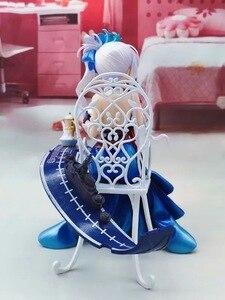 Image 2 - 새로운 애니메이션 게임 Azur Lane Illustrious Brilliance 섹시한 여자 PVC 액션 피규어 Atago Trait 아카기 모델 Collectible Toys Gift 20CM
