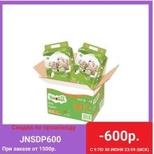 Подгузники Yokosun, Eco, Megabox, размер M, (5-10 кг), 120 шт