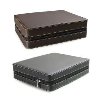 Leather Travel Jewelry Box Jewelry Storage Box