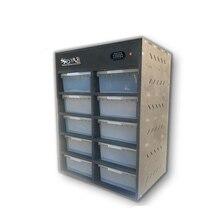 Полная интеллектуальная изоляционная коробка с подогревом для защиты дворца игрушка змея рептилий шкаф для кормления ползучий шкаф для до...