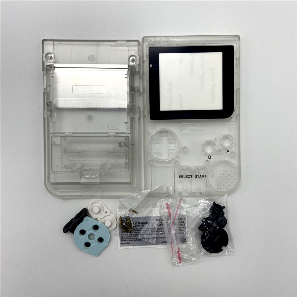 New Shell Kit For Gameboy Pocket GBP