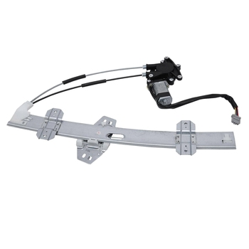Front Left Driver Side Power Window Lift Regulator with Motor Assembly Replacement for 1994 1995 1996 1997 Honda Accord
