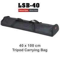 Falcon Eyes LSB 40 100cm Padded Strap Camera Tripod Bag Equipment Bag for Light Stand Tripod Umbrella Photographic Accessories