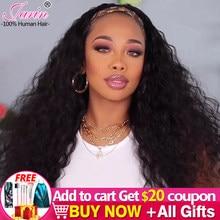 Jarin Hair – perruque brésilienne ondulée naturelle, couleur naturelle, faite à la Machine, pour femmes, 1 à 2 ou 5 pièces, vente en gros