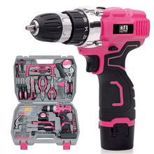 General Household tools Electric Screwdriver Cordless Electric Mini Drill Lithiu