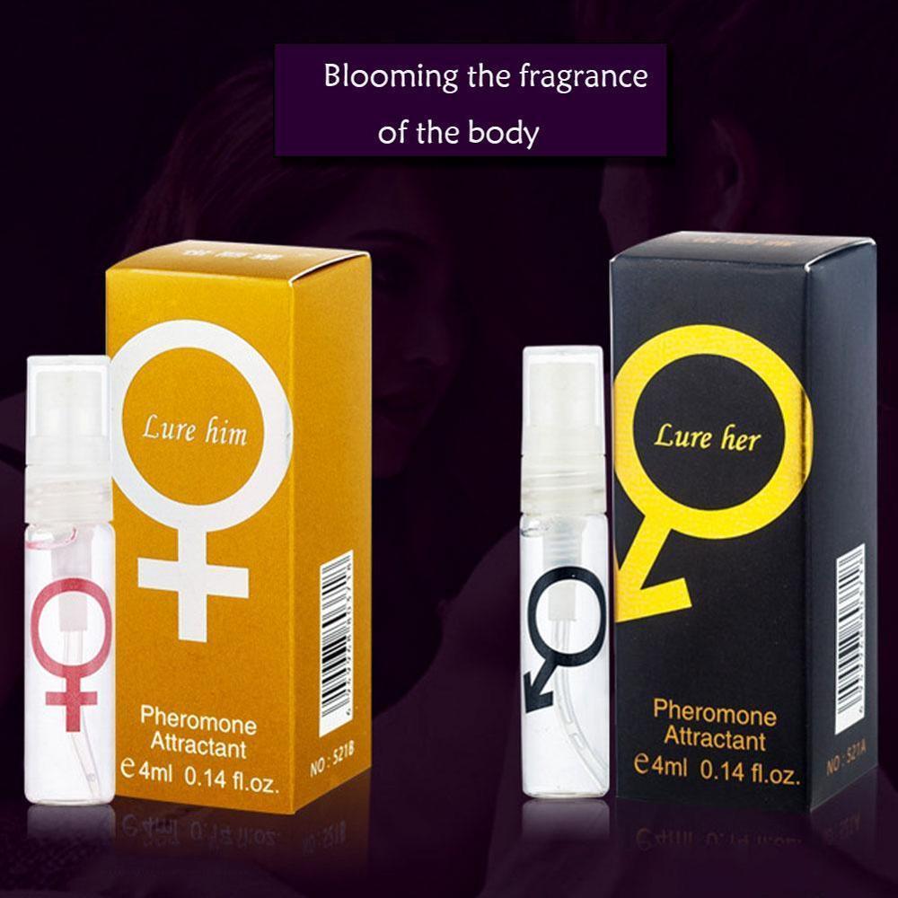 3ML Pheromone Perfume Long Lasting Aphrodisiac Woman Orgasm Body Spray Flirt Perfume Attract Scented