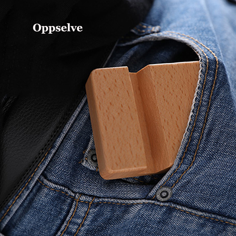 Universal Mobile Phone Holder Stand Wooden Holder For Phone IPhone 11 X 7 Xiaomi Samsung S10 Desk Tablet Stand Cell Phone Holder