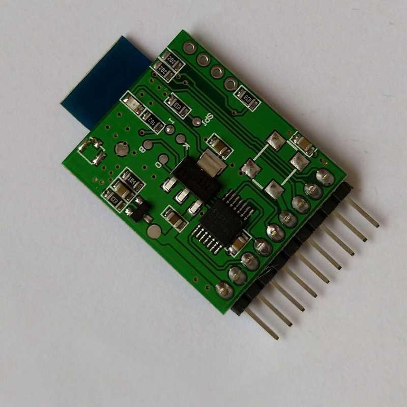 Aptx Csr64215 Bluetooth 4.2 무손실 스테레오 오디오 수신 모듈 수신기 보드 앰프 스피커 용 I2S 출력 Diy