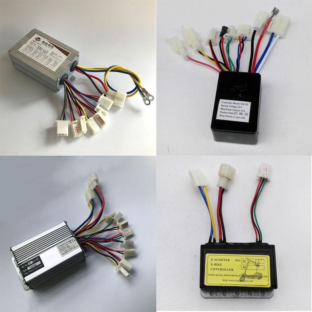 48V 500W Brushed Controller 36V 500W Ebike Controller YK31C 36V 350W